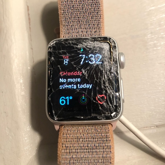 Reparatie apple watch goed scherm