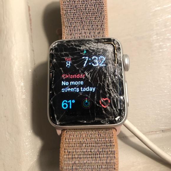 Reparatie apple watch goed scherm
