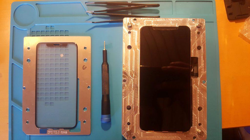 Goedkope scherm en glas herstelling iPhone