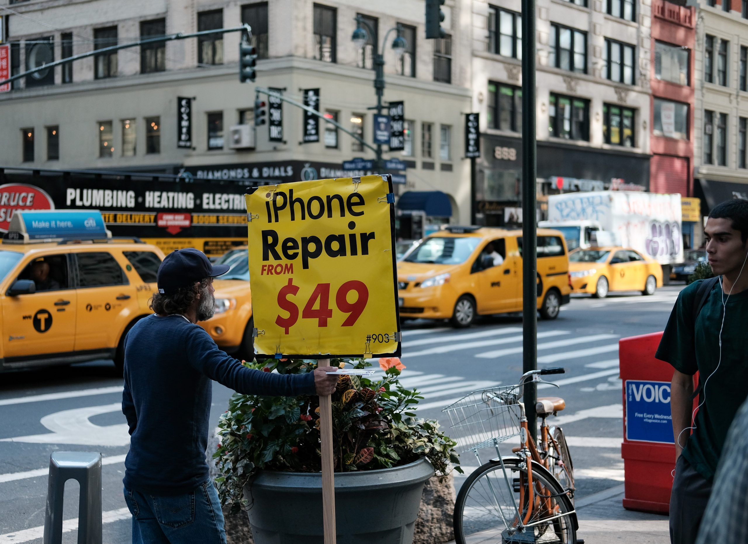 hoe duur is een iphone reparatie